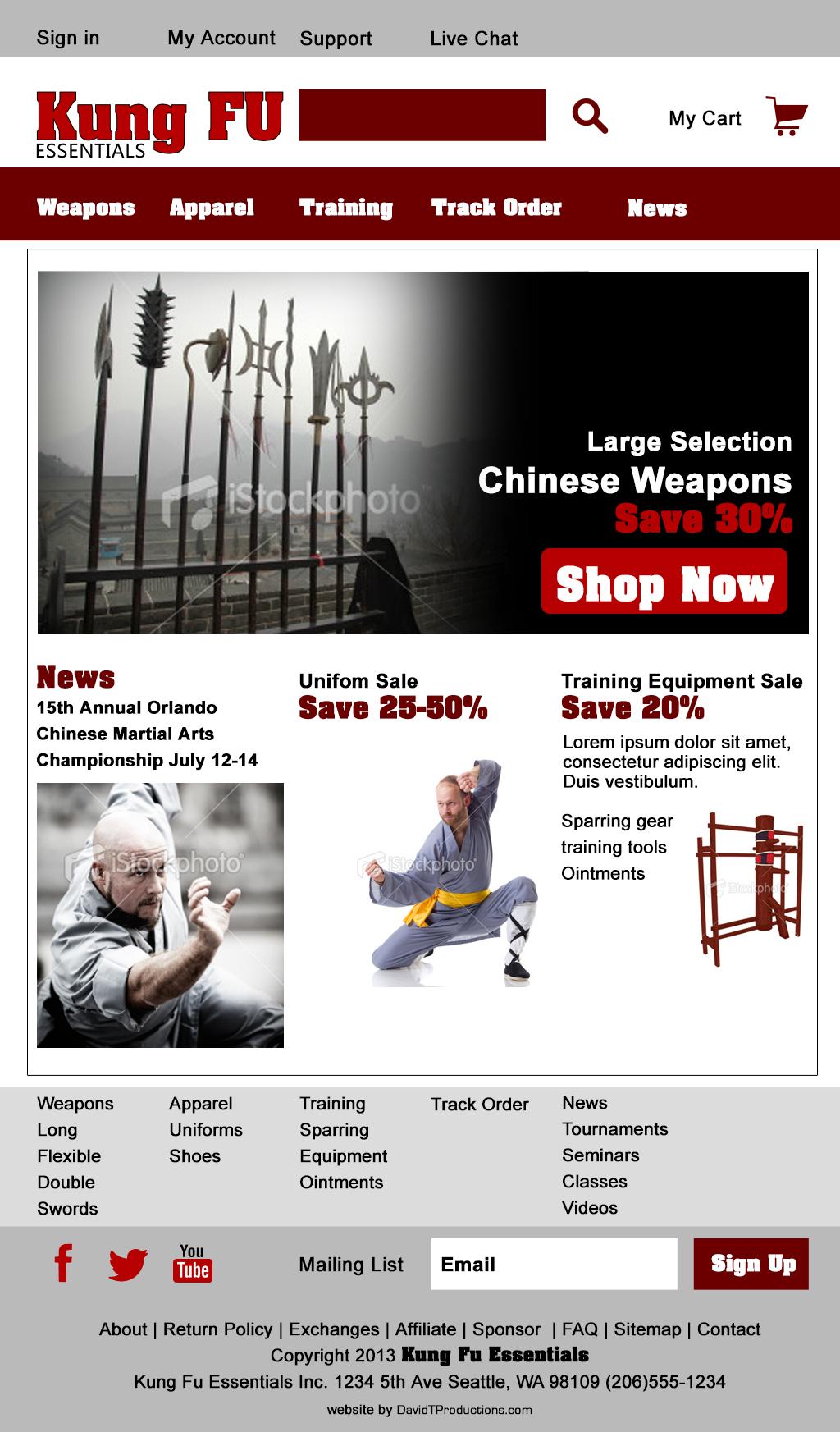 Kung Fu Essentials
