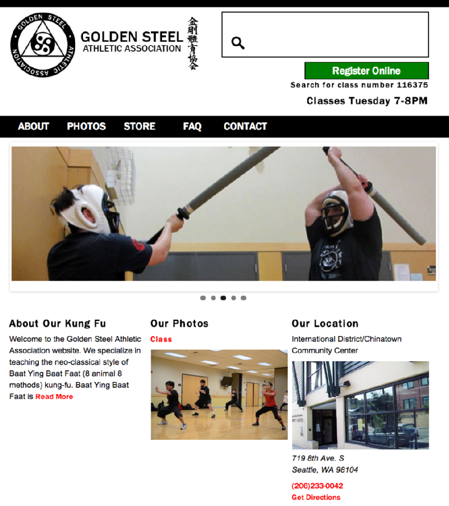 Golden Steel Athletic Association